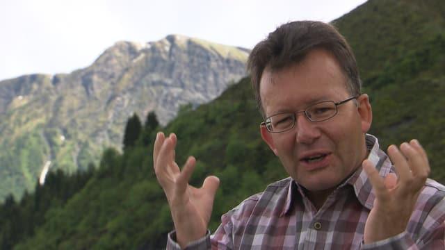 Video «Das Wunder von Piz Beverin» abspielen