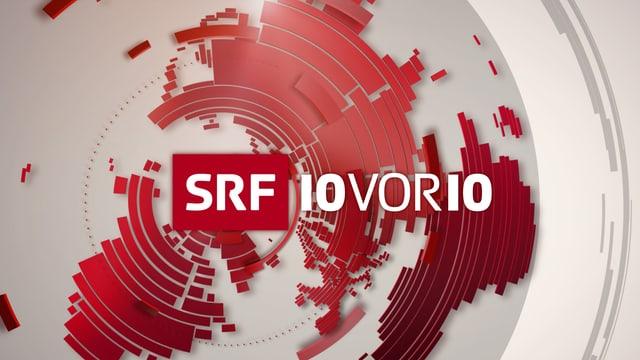 Logo von «10vor10»