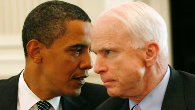 John McCain – ein «Maverick»