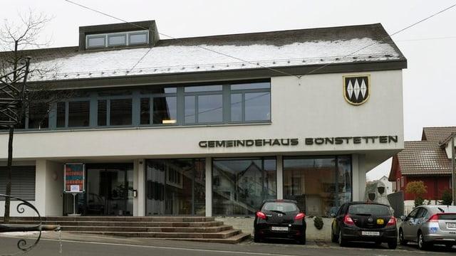 Gemeindehaus Bonstetten