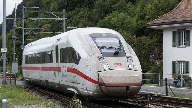 Ein ICE-Zug