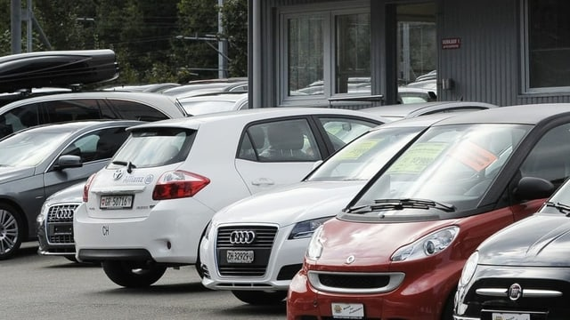 Die Affäre «Dubiose Autoverkäufe»