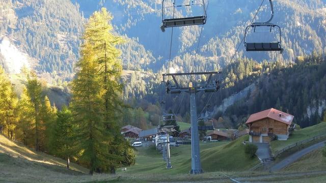 Ord mancanza da naiv aveva la stagiun dad ir cun skis pir cumenzà endretg il schaner.