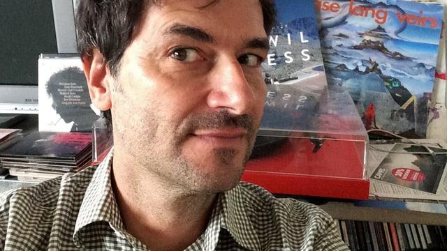 Kulturplatz-Redakteur Richard Herold