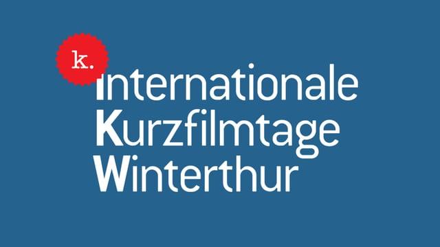 Logo der Internationalen Kurzfilmtage Winterthur