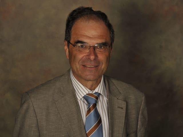 Peter Breitschmid.