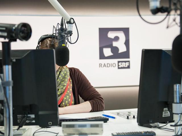 Studio Radio SRF 3