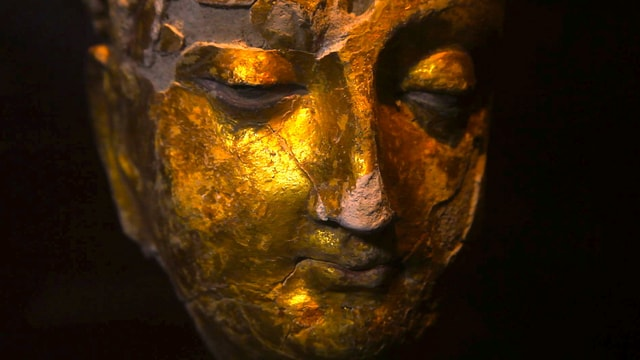 Video ««Saving Mes Aynak» – Buddha-Kloster versus Kupferabbau» abspielen