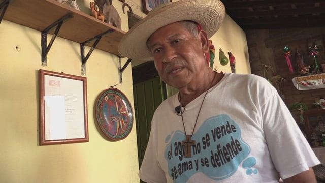 Video «Don Julián kämpft für seine Dörfer» abspielen