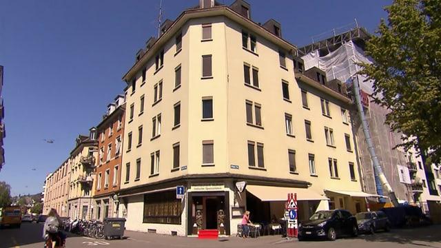 Video «Stadt Zürich – Tag 4 – Restaurant Vulkan, Zürich» abspielen
