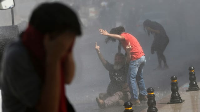Die Gezi-Park-Proteste von 2013