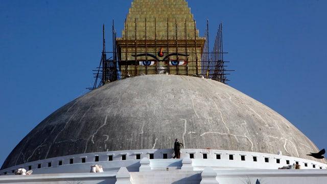 Ina stupa da Kathmandu