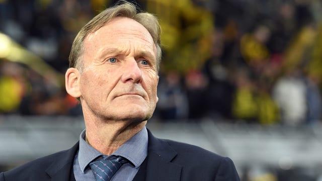Der BVB-Geschäftsführer wollte ein Zeichen gegen den Terror setzen.