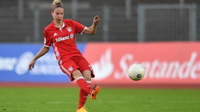 Caroline Abbé spielt neu für den FC Zürich.