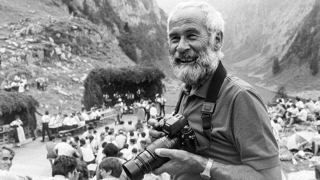 Porträt Herbert Maeder