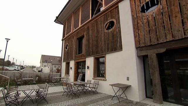 Video «Restaurant Schmitte in Islikon (TG) - Tag 4» abspielen