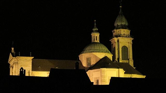 Die St. Ursenkathedrale in Solothurn.