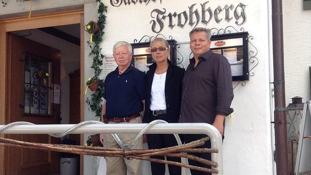 Video «Zürich - Tag 4 - Restaurant Frohberg» abspielen