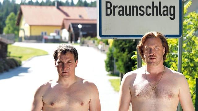 Die ORF-Serie «Braunschlag» ist derzeit verfügbar auf Netflix.