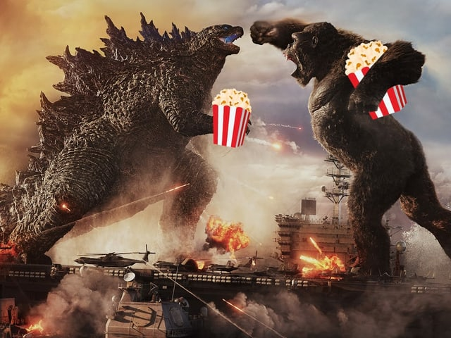 © 2021 Legendary and Warner Bros. Entertainment Inc.