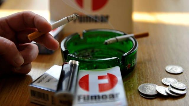 Der Verein Fümoar kämpft weiterhin für Raucherbeizen.
