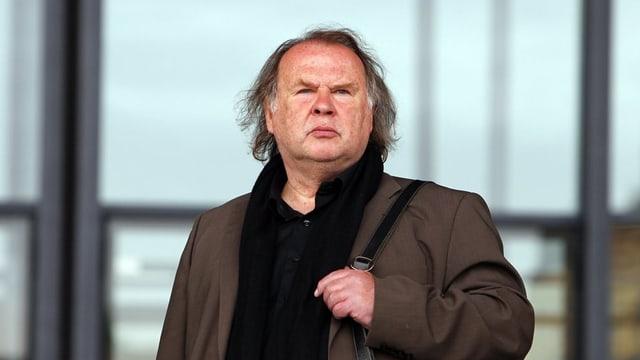 Porträt des Regisseurs Volker Hesse.