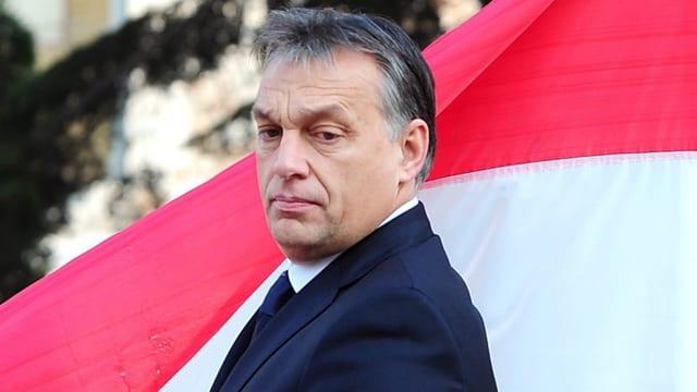 Ungarns Ministerpräsident Viktor Orbán.