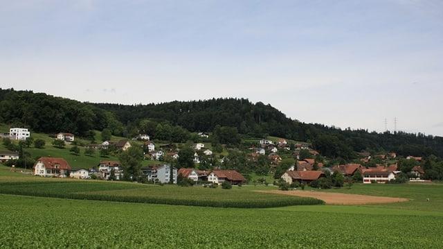 Aufnahme der Gemeinde Attewlil