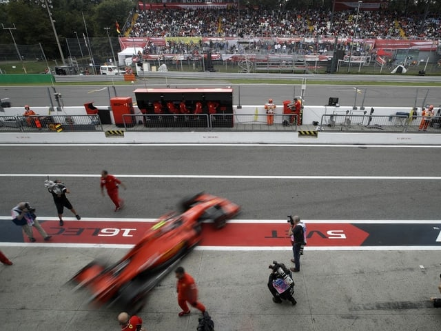 Formel-1-Fahrer Leclerc