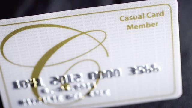 «Casual Card»