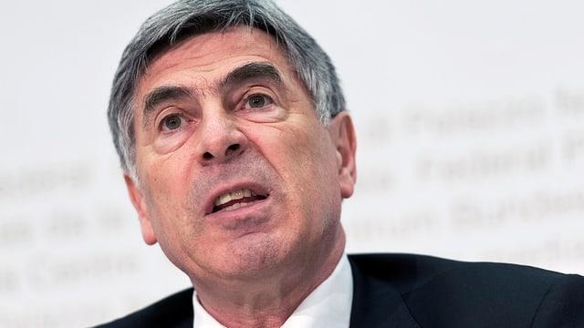 Christoph Eymann, Präsident der EDK