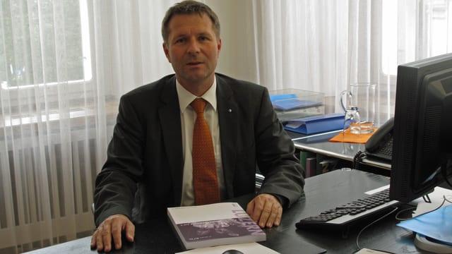 Luzerner Finanzdirektor Marcel Schwerzmann