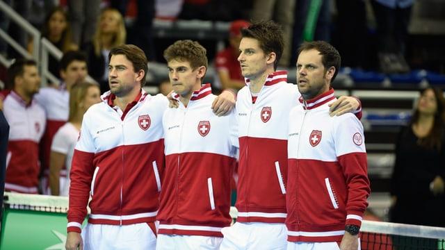 Schweizer Davis-Cup-Team