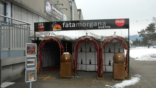 Video «Restaurant Fata Morgana in Winterthur - Tag 5 (Siegerbeiz)» abspielen