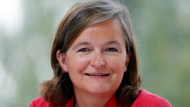 Neue Europaministerin: Nathalie Loiseau.