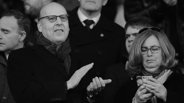Manchester-United-Besitzer Malcolm Glazer ist im Alter von 85 Jahren verstorben.