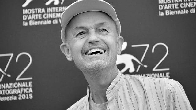 Regisseur Jonathan Demme am Filmfestival in Venedig 2015.