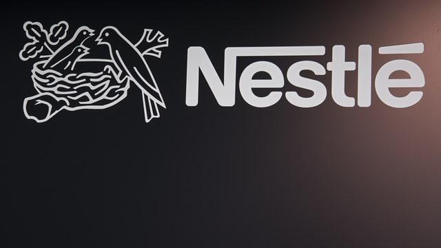 Logo da Nestlé.