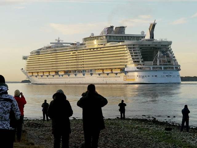 «Oasis of the Seas»