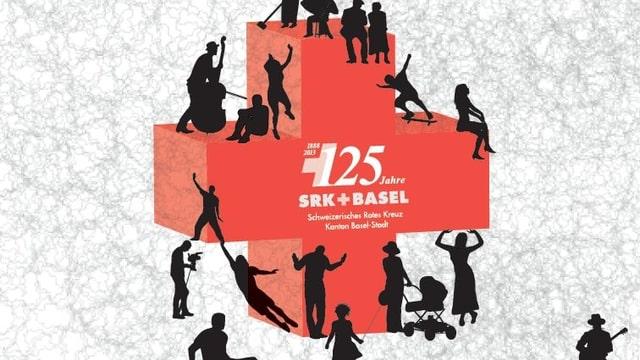 Das Schweizerische Rote Kreuz Basel feiert seinen 125. Geburtstag.