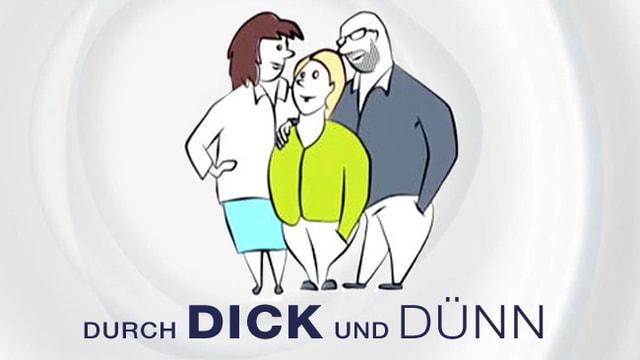 Logo «Durch dick und dünn»
