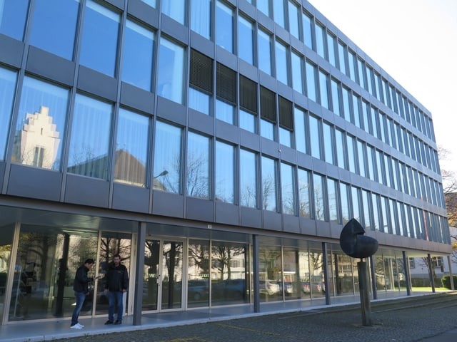 Thurgauer Verwaltungsgebäude