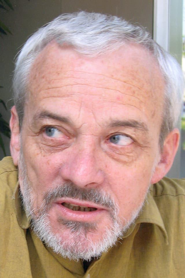 Niklaus Scherr, AL Gemeinderat in Zürich