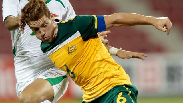 Oliver Bozanic spielte an Olympia 2012 in London für die Nationalmannschaft Australiens.