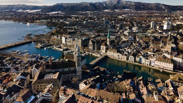 Kirchen der Stadt Zürich