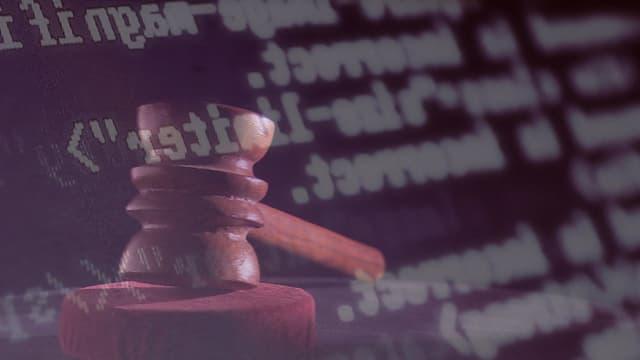 Anwaltshammer, Digitale Schrift