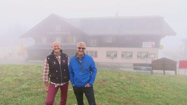 Video «Kanton Wallis – Tag 5 – Berghotel Klenenhorn, Rosswald» abspielen