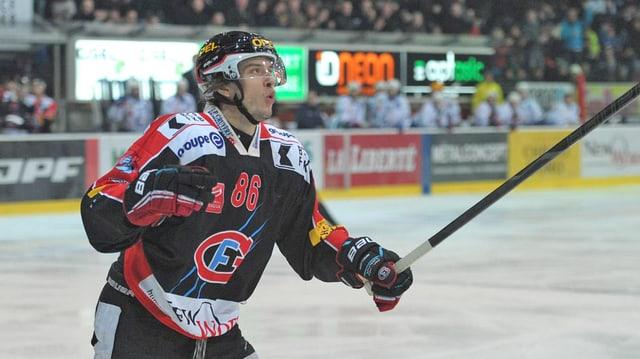 Julien Sprunger.
