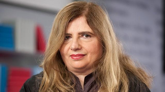 Die Autorin Sibylle Lewitscharoff