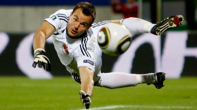Peter Jehle wird vom FC Luzern bis Saisonende ausgeliehen.